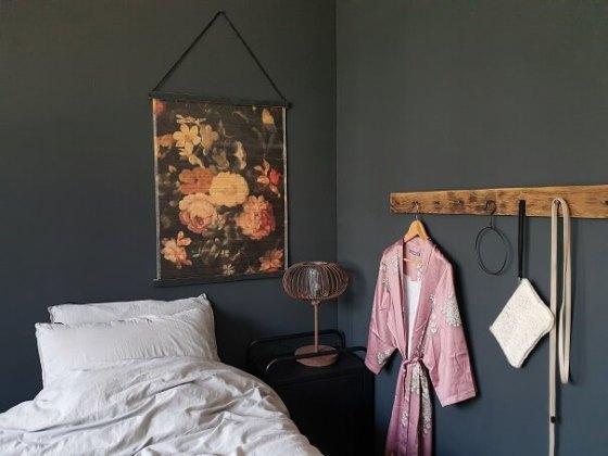 wandkaart-slaapkamer
